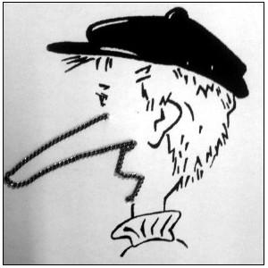 Jouet : Les Caricatures - LE GARÇON aux centaines de visages