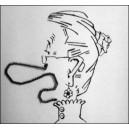 Jouet : Les Caricatures - LA GRAND-MÈRE aux centaines de visages