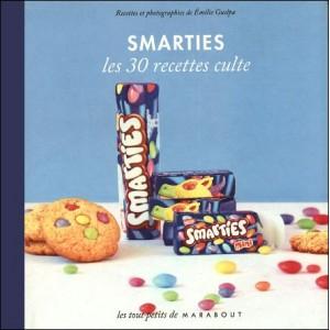 Book : SMARTIES - Les 30 recettes culte