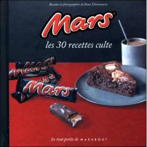 Book : MARS - Les 30 recettes culte