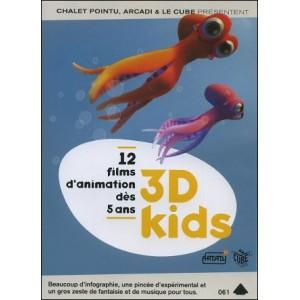 DVD : 3D KIDS