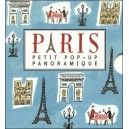 Livre : PARIS - Petit pop-up panoramique