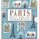 Livre : PARIS - Petit pop-up panoramique
