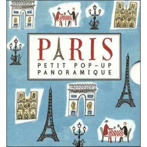 Book : PARIS - Pop-up book panorama