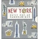 Livre : NEW YORK - Petit pop-up panoramique