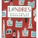 Livre : LONDRES - Petit pop-up panoramique
