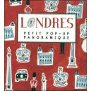 Livre : LONDRES - Petit pop-up panoramique