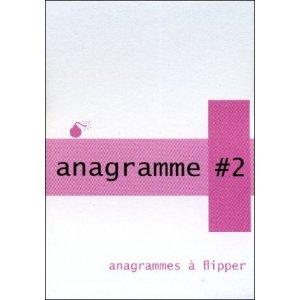 Flipbook : Anagramme 2