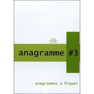 Flipbook : Anagramme 3