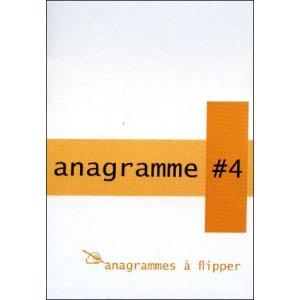 Flipbook : Anagramme 4