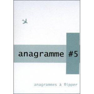 Flipbook : Anagramme 5