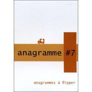 Flipbook : Anagramme 7