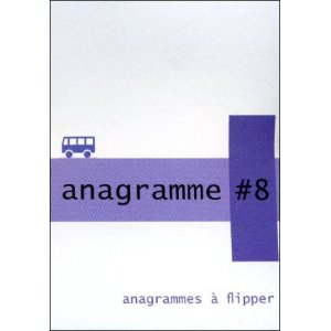 Flipbook : Anagramme 8