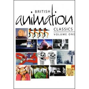 DVD : British Animation Classics Vol 1