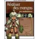 Livre : RÉALISER DES MANGAS SUR ORDINATEUR