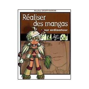 Book : RÉALISER DES MANGAS SUR ORDINATEUR