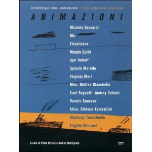 DVD : ANIMAZIONI - Italian contemporary short-films