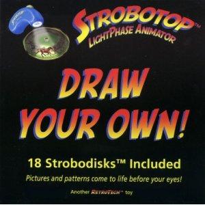 Jouet Optique : STROBOTOP™ Booster Pack 3