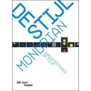 DVD : DE STIJL - MONDRIAN architectures de film