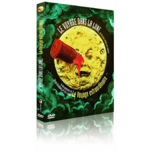 DVD & BLU-RAY : A TRIP TO THE MOON in colors - LE VOYAGE EXTRAORDINAIRE