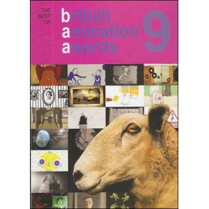 DVD : The Best of British Animation Awards Vol 9