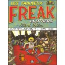 BD : Les fabuleux FREAK BROTHERS - Compilation 2 - la couverture
