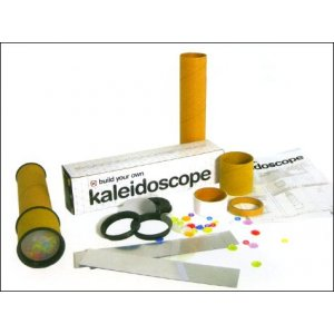 Optical Toy : Build Your Own KALEIDOSCOPE