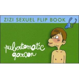 Flipbook : ZIZI SEXUEL - PUBERTOMATIC GARÇON