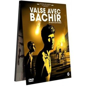 DVD : WALTZ WITH BACHIR