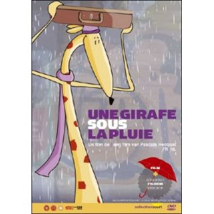 DVD-Rom : A GIRAFFE IN THE RAIN (Une girafe sous la pluie)