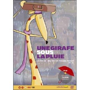 DVD-Rom : UNE GIRAFE SOUS LA PLUIE