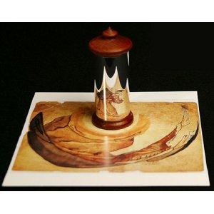 Jouet Optique : THE MAGIC MIRROR - 24 Anamorphoses