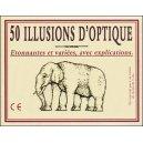 Jeu : COFFRET 50 ILLUSIONS D'OPTIQUE