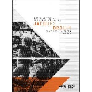 DVD : JACQUES DROUIN - Oeuvre complète sur écran d'épingles