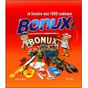 Livre : BONUX - La lessive aux 1000 cadeaux