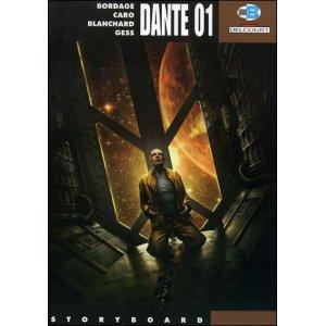 Livre : DANTE 01 - Storyboard