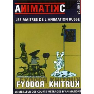 DVD : Fyodor Khitruk - Masters of Russian Animation