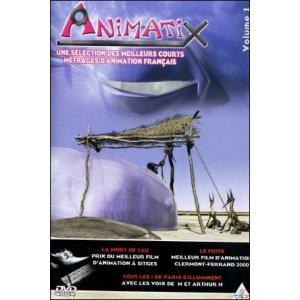 DVD : Animatix 1