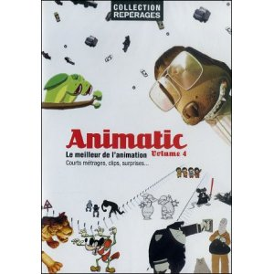 DVD : ANIMATIC - Volume 4