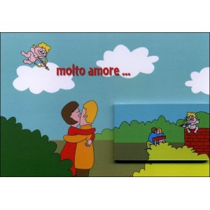 Flipbook - Greetings Card : MOLTO AMORE...