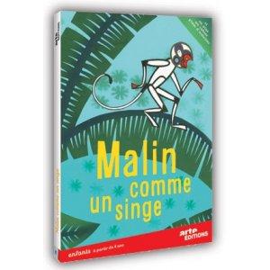 DVD : MALIN COMME UN SINGE