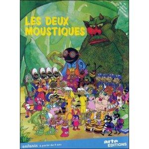 DVD : LES DEUX MOUSTIQUES