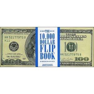 Flipbook : THE 10.000 DOLLAR FLIPBOOK