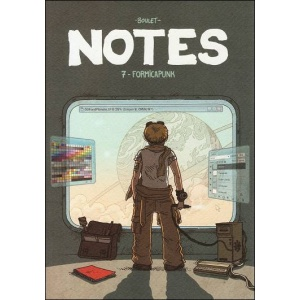Comics : BOULET - Notes 7 - FORMICAPUNK