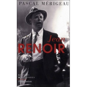 "Book : JEAN RENOIR - Collection ""Grandes biographies"""