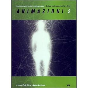 DVD : ANIMAZIONI  - Vol 2 - Italian contemporary short-films