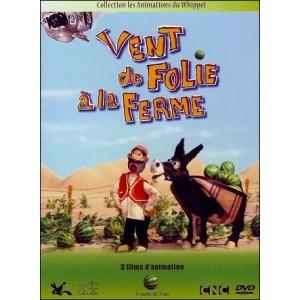 DVD : VENT DE FOLIE À LA FERME