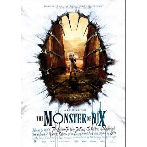 DVD : THE MONSTER OF NIX