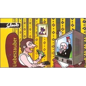 Flipbook : LE PROGRAMME TV MAGIQUE ! (Liebeszauber)
