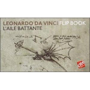 Flipbook : LEONARDO DA VINCI FLIP BOOK